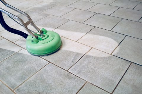 Tile, Stone And Grout Cleaning